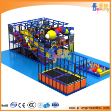 Attractions proof children commercial indoor playground equipment
