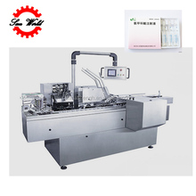 ZH 100 automatic syringe blister carton encasing packing machine of China supplier