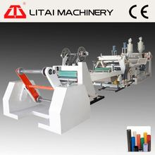 High speed excellent quality waterproof sheet extruder machine from manufacturer