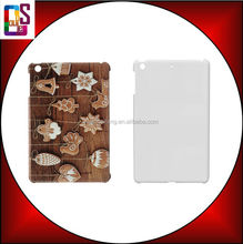 delectable 3D Sublimation blank case for Ipad mini,3d sublimation blank case for Ipad mini