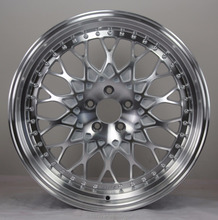 Durable 18 19 inch deep dish alloys rims for all car makes