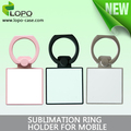 Grip Finger Ring Metal Sublimation buckles holder for Cell Phone