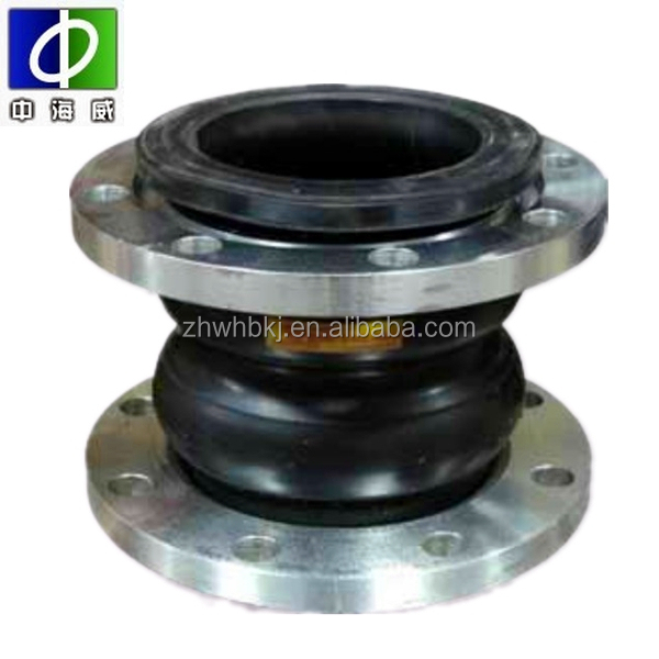 threaded female type small sphere expansion joints