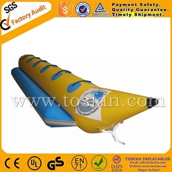 Commercial giant flyfish inflatable boat water banana boat A9033A