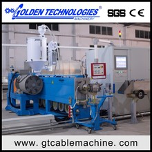 Power Cable Extrusion Equipment / Electric Wire Making Machine and Plant