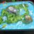 Game center Kids interactive game Led floor projection sandbox sand table