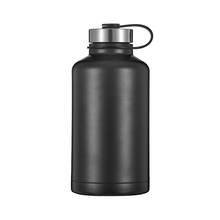 2018 Everich Double Walled Insulated Stainless Steel Beer Growler Water Bottle