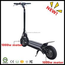 11 Inch 52v 2000w Kick Folding Mobility electric scooters With double Suspension