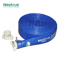 Eco-friendly PVC non-toxic no odor gardening water pipe