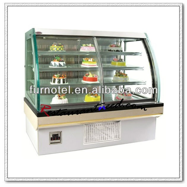 R058 Luxurious Deli Showcase European Refrigerator