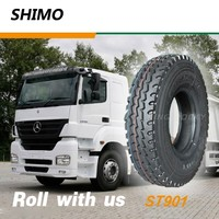 SHIMO ST901 gt radial truck tires offroad 12.00R24