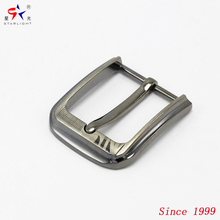 Manufacturer custom lastest fashion design adjustable metal zinc alloy belt buckle