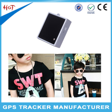 Wholesale children gps tracker necklace gps security device veicular gps tracker rastreador V1 mini