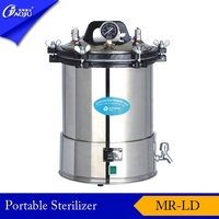MR-LD high quality mini autoclave, small autoclave sterilizer/autoclave sterilizer machine price, autoclave for sale