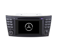 7 inch Android 4.2.2 Car DVD Radio GPS for e class W211 with Gps Navi,3G,Wifi,Bluetooth,Ipod Support Rear View Camera,DVR