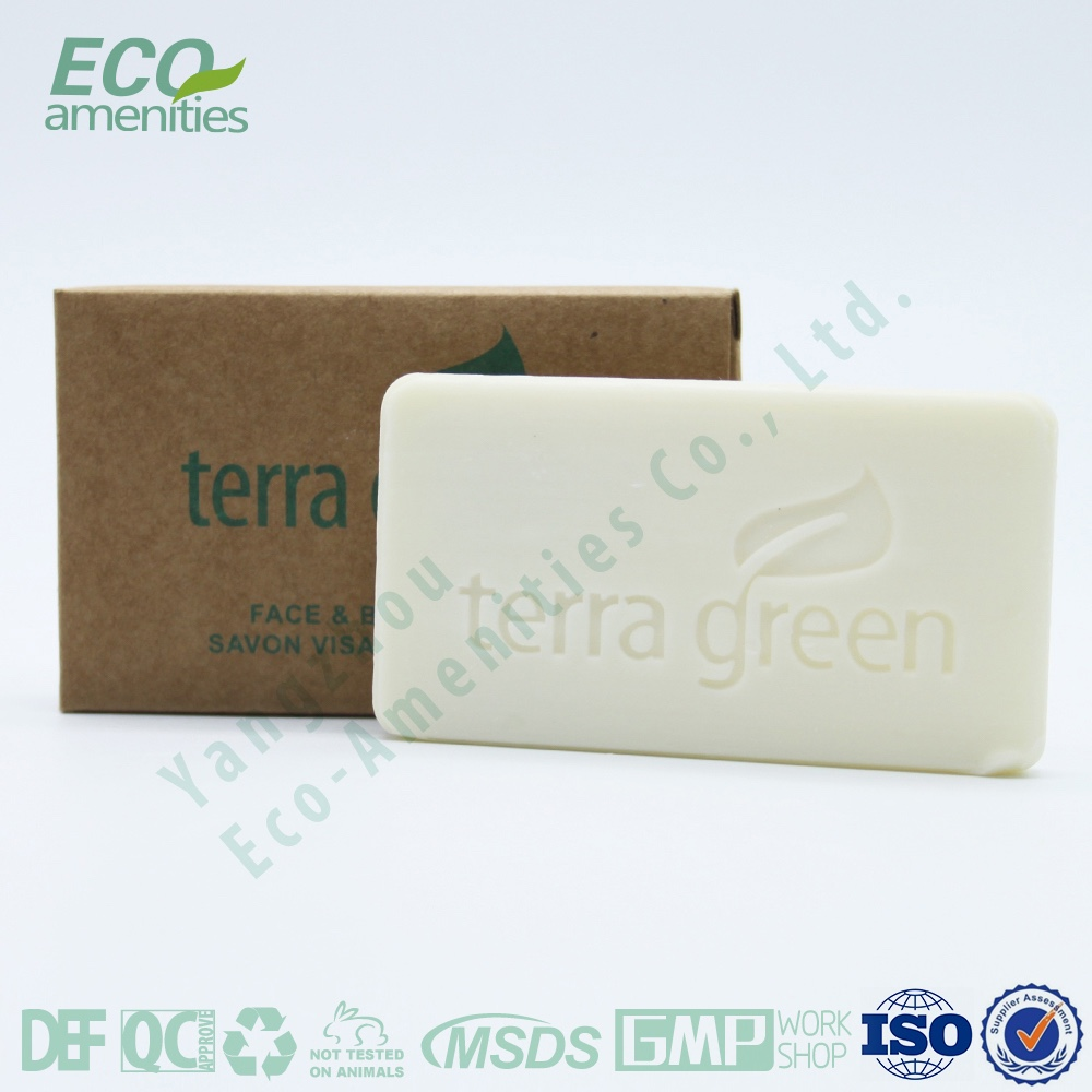 OEM Natural Honey Essence Hotel Name Brand Soap for Free Sample