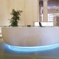 hotel reception/office reception counter design