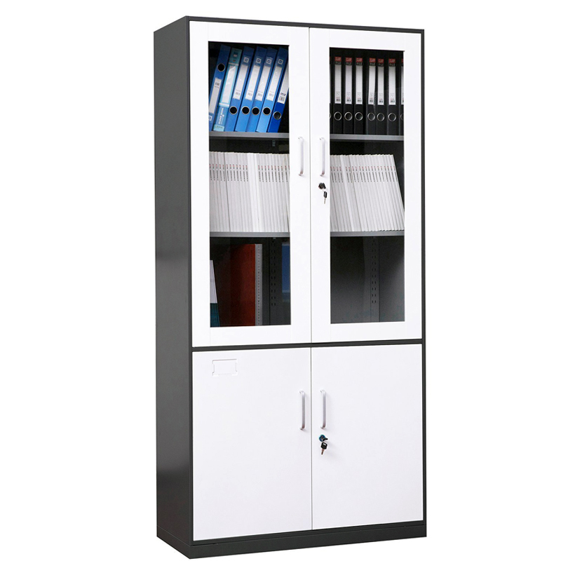 file storage cabinet factory price cupboard fashion design metal file cabinet 2 drawer furniture office on sale