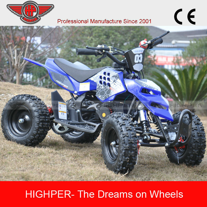 Popular Style Gas-powered 49CC Mini ATV Mini Motorcycle for Kids with Automatic Clutch(ATV-10B)
