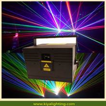 Party stage light 5w full rgb corlor animation laser lights