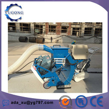 protable moving industrial floor shot blasting machine for highway