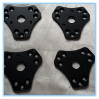 OEM CNC Machining Plastic Motorcycle Spare Parts China Factory