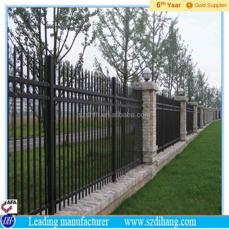 cedar fence pickets/rubber fence/pet fence factory