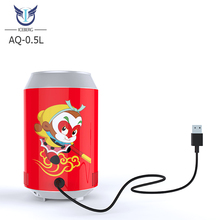 Amazon Hot Custom Design High Quality USB Cooler, Mini USB Fridge
