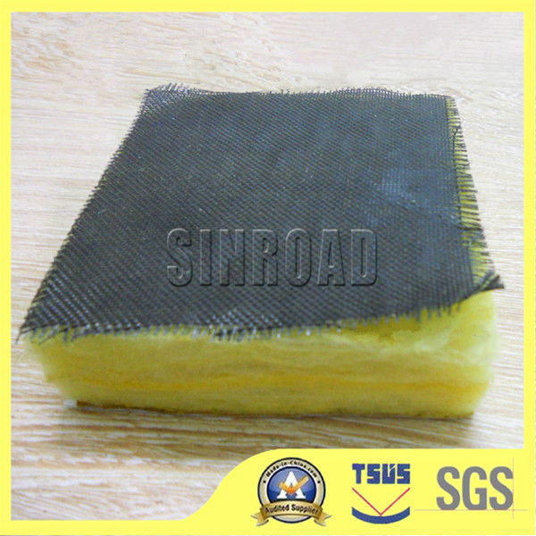 Thermal insulation material fiberglass tissue