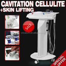 cavitation rf ultrasonic slimming beauty machine with good price and good effect