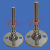 OEM Furniture Adjustable Leveling Legs / Articulated Leveling Feet