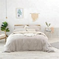 Solid Color Basic Style King Queen Twin Full Linen Duvet Cover Sets