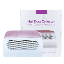 A8562 3 Fans Nail Dust Collector Nail Vacuum Cleaner For Nail Salon