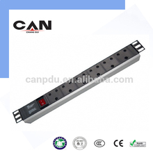 South Africa Clever PDU with Switch & Indicator Light