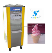Cheap unique soft ice cream machinery franchise