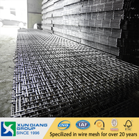 6x6 reinforcing Welded Wire Mesh Reinforcement in Concrete Slabs