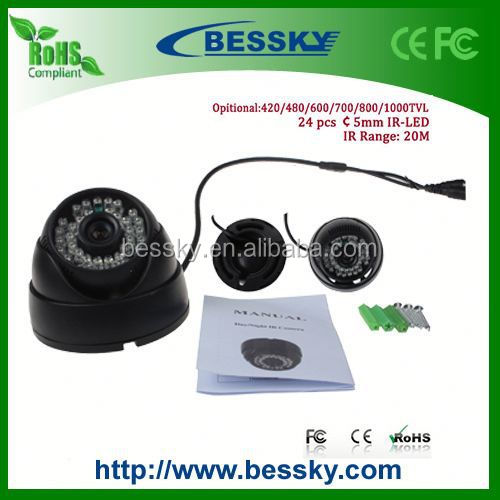 Weatherproof 2.8-12MM Varifocal Dome CCTV,Bessky microwave wireless network,Color CCD Cmos Camera