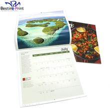 Reliable and Cheap printing wall calendar book printed advent Offset