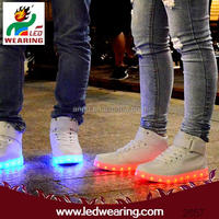2016 New Product PU led sport shoes