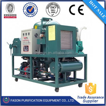 transformer oil filtration machine(Change black color to yellow)