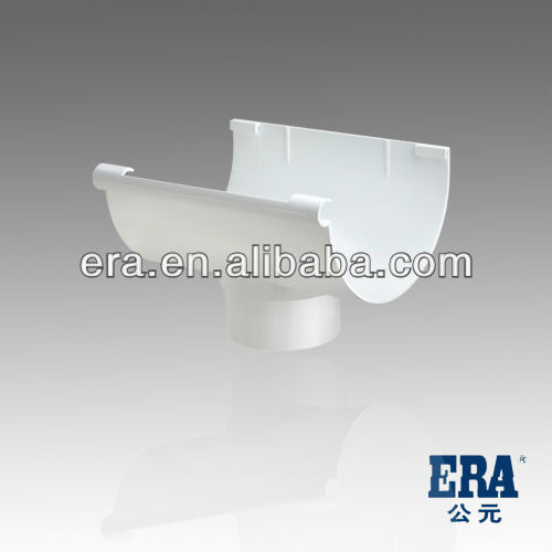 ERA 170MM Tee (PVC Rain Water Gutter Fittings )
