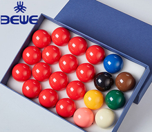 High Quality Phenolic Resin Professional Snooker Ball Set