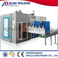 full automatic plastic blow molding machine for 5 gallon water bottle