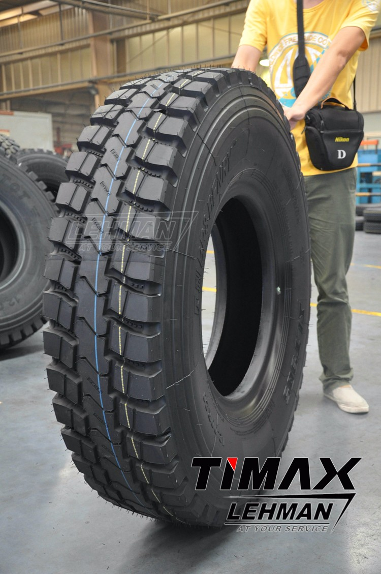 288000kms! TIMAX Best Quality Truck Tire 11.00-20,11r20,11.00x20 For Sale