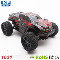 RH 1631 2.4G Electric Remote Control RC Toy Monster Car Battery Truck