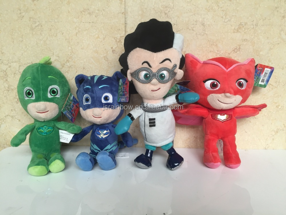 2017 hot selling pj masks toys for kids