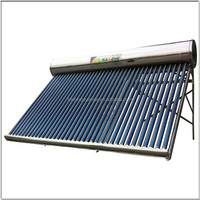 China Products Compact Non-Pressured Stainless Steel Solar Water Heating for Home