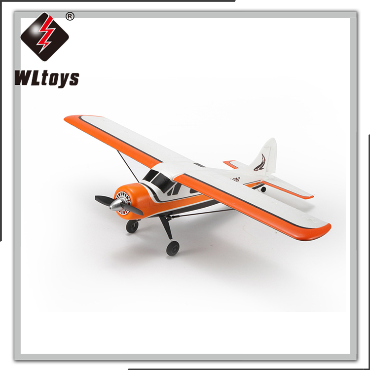 XK A600 5CH Brushless motor 3D6G system highly simulated airplane
