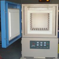 China box type high efficiency electric furnace for small batch production in the factory