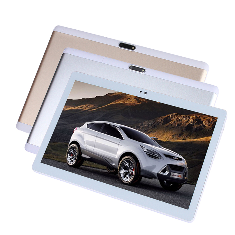 OEM Laser Logo Metal Back Case Android 7.0 Tablet 2 +32GB MTK6753 Octa Core Best 10 Inch Cheap Tablet PC